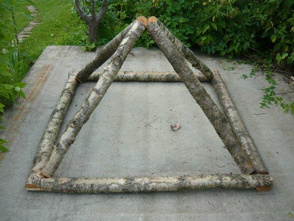 устройства Живых пирамид